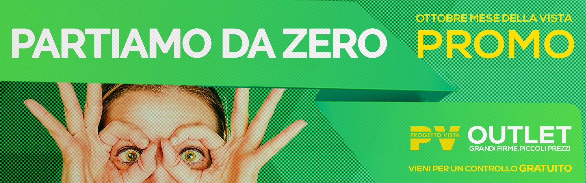 Promozione Partiamo Da Zero