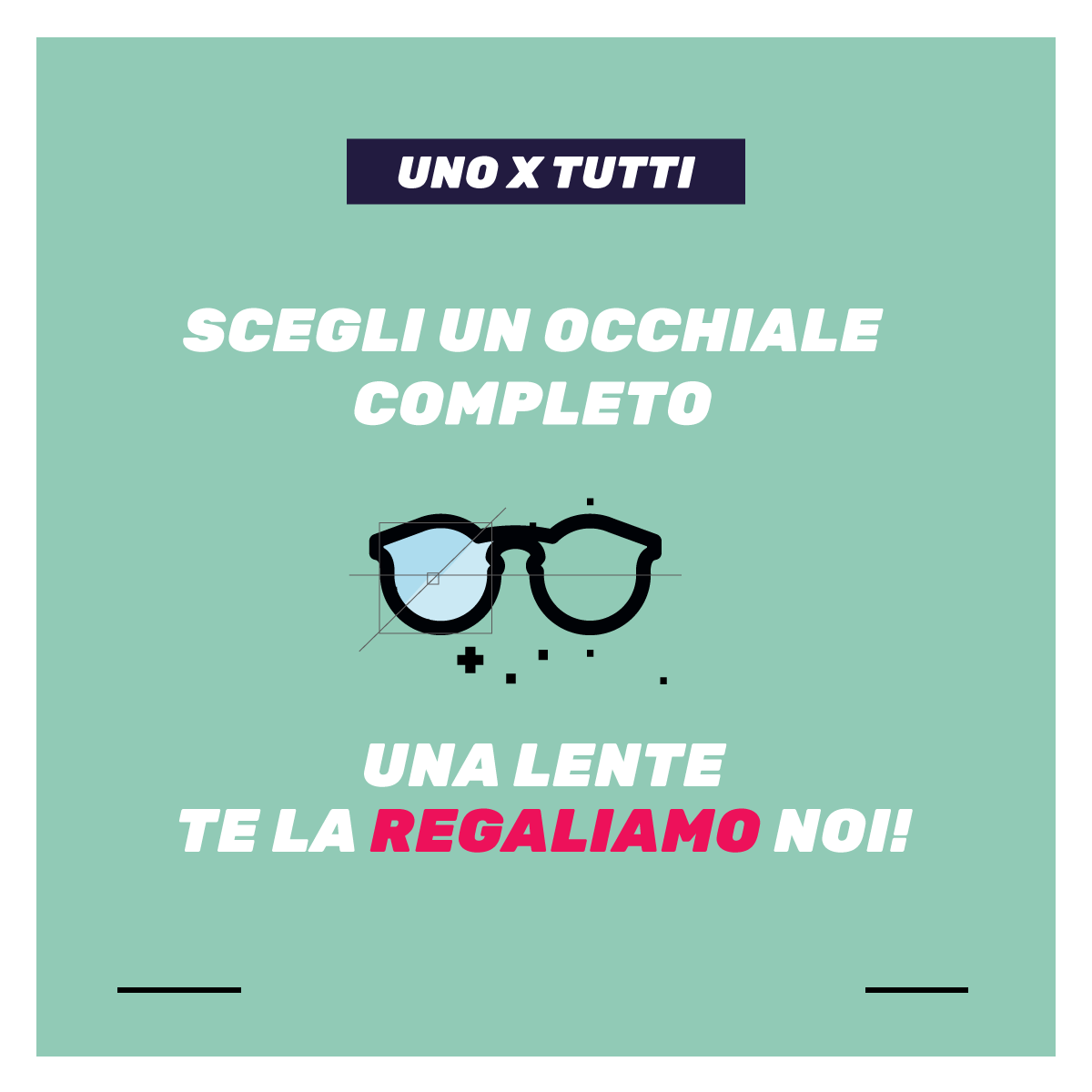 covid 19 - Occhiale da VIsta Completo promozione centro ottico progettovista idee per i tuoi occhi